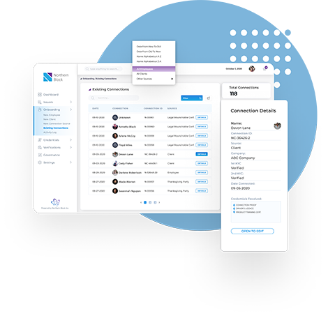 Quickly Onboard Your Customers, Employees and Partners