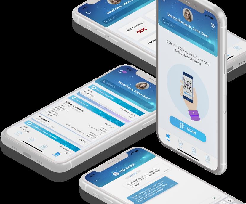 SSI Wallet Mobile App