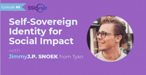self-sovereign identity for social impact
