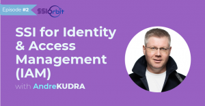 ssi for identity access management iam