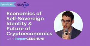 economics of self-sovereign identity