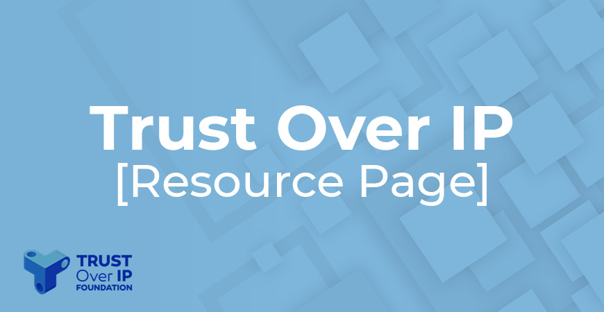 trust over ip