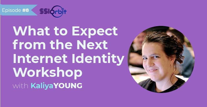internet identity workshop